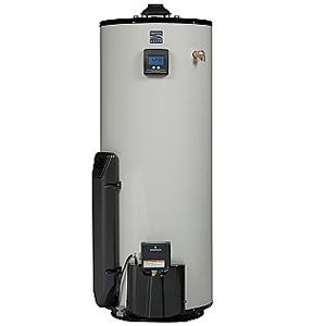 Gas water heater installation, repair and service