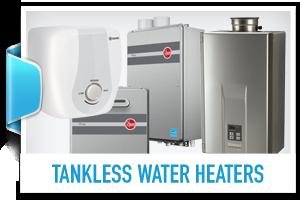 Rheem Tankless Water Heater Installation